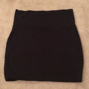 Lily White Mini Skirt